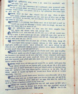 मोरारजी देसाई यांच्याकडे वेंगुर्लावासीयांच्या मागण्या सन 1937