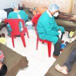 सिधु रक्तमित्र प्रतिष्ठानच्या रक्तदान शिबिरात ५० जणांचे रक्तदान