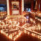 ►११११ पणत्यांनी उजळले मारुती मंदिर