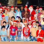►ख्रिश्चन बांधवांकडून एकमेकांना नाताळाच्या शुभेच्छा