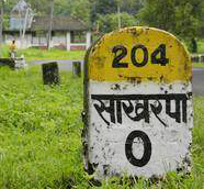साखरपा गावाने केली पुरावर मात